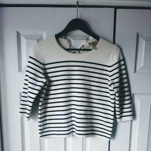 🌸3/$30🌸 Loft outlet sweater SIZE M petite
